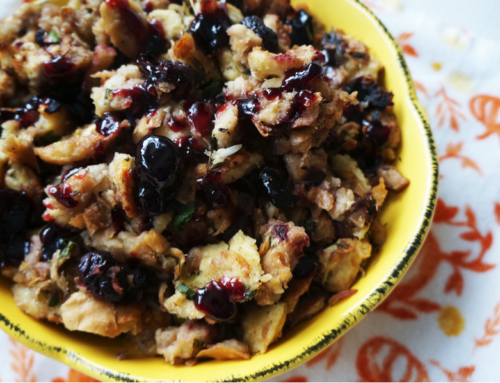 Comfort + Joy: A Stuffing to Share