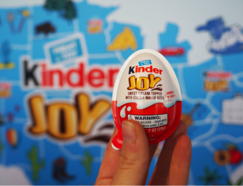 Kinder Eggs Just Arrived in America – and Christmas Stockings Will Never Be the Same
