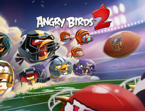 Philadelphia Eagles are (Literally) Angry Birds